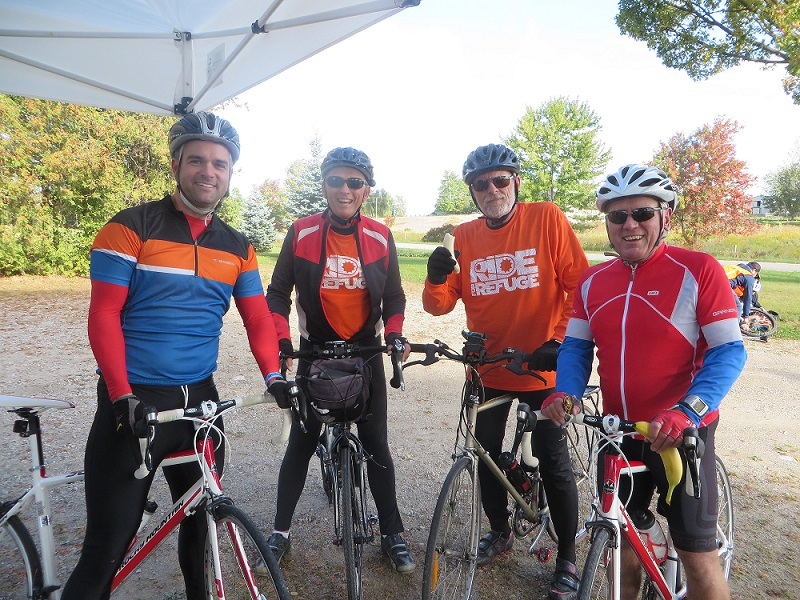 Waterloo Region 50km Riders